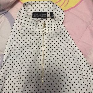 Size small blouse
